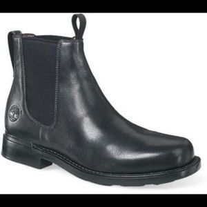 Timberland Leather Waterproof Chelsea Boots